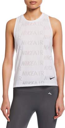 Nike Logo Racerback Tank Top