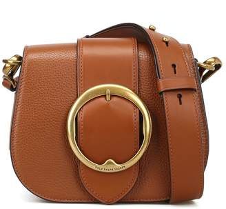 3a434d55d657 Polo Ralph Lauren Hammered Leather Saddle Bag