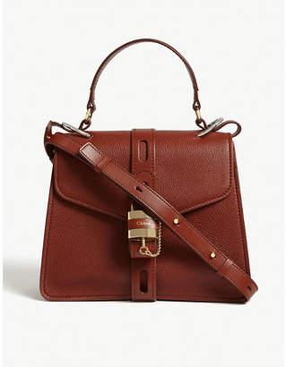 Chloé Aby medium leather satchel