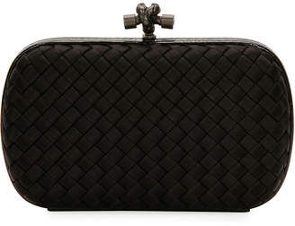 9e92e1c95b6a Bottega Veneta Medium Chain Knot Clutch Bag