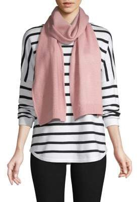 Lord & Taylor Jersey Knit Scarf