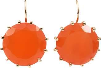 Andrea Fohrman Carnelian Drop Earrings