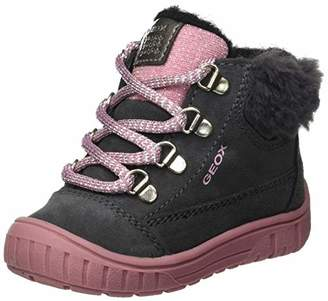 Geox Omar Girl 1 Waterproof & Insulated Bootie Ankle Boot