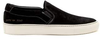 Common Projects Article 5173 Low Top Trainers - Mens - Black
