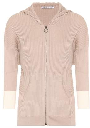 Agnona Cotton and cashmere sweater
