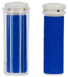 Emjoi Micro-Pedi Set of 2 Extra CoarseRefill Rollers