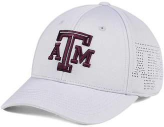 Top of the World Texas A & M Aggies Light Gray Rails Flex Cap