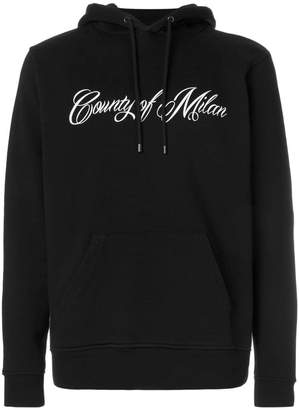 Marcelo Burlon County of Milan Wonk パーカー