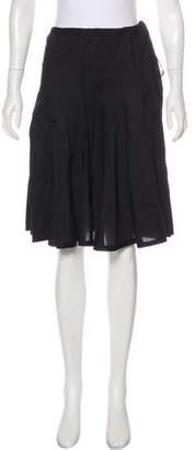 Vince Knee-Length Circle Skirt
