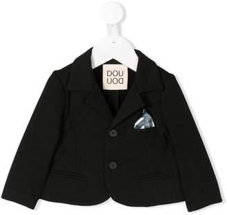 Douuod (ドゥード) - Douuod Kids ノッチドラペル ジャケット