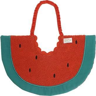 Zigozago Watermelon Bib