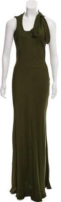 Plein Sud Jeans Asymmetrical Evening Dress
