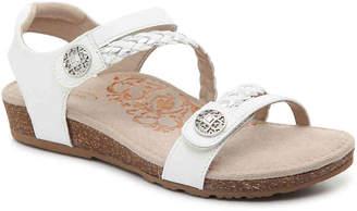 Aetrex Jillian Wedge Sandal - Women's