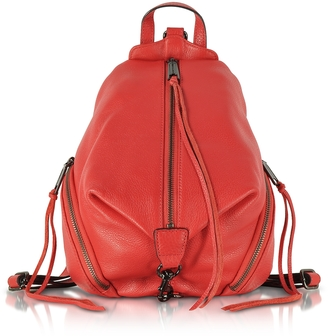 Rebecca Minkoff Genuine Leather Medium Julian Backpack $250 thestylecure.com