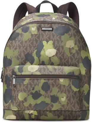 Michael Kors Men's JetSet Camo Backpack