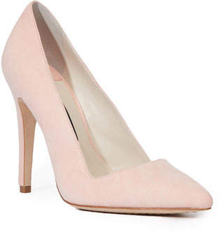 Alice + Olivia Dina Suede 95mm Pumps