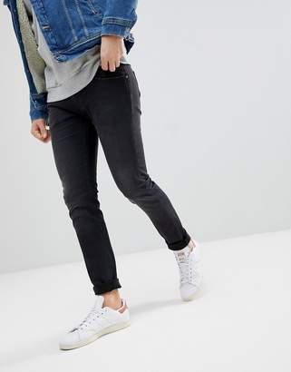 Lee luke black worn skinny jean