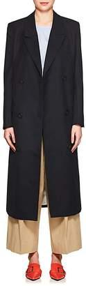 LES COYOTES DE PARIS Women's Kasia Wool-Blend Double-Breasted Jacket
