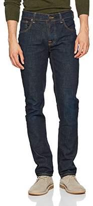 Nudie Jeans Men's Grim Tim Straight Leg Jeans,W36/L32