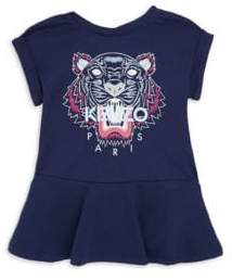 Kenzo Baby's Tiger Dress