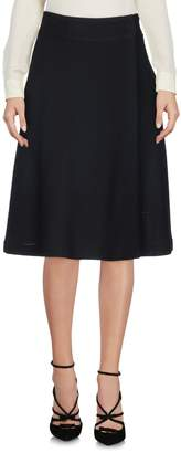 Odeeh Knee length skirts - Item 35379466HG