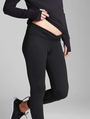Gap Maternity GapFit Blackout Technology Under-Belly Leggings