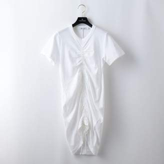 GUILD PRIME (ギルド プライム) - ギルドプライム 【T-by ALEXANDER WANG】WOMENS ギャザードレス-HIGH TWIST DRESS 4C486039B0-