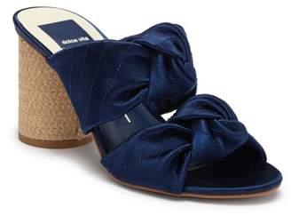 Dolce Vita Jene Knotted Slide Sandal