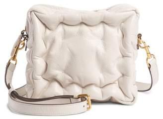Anya Hindmarch Chubby Cube Lambskin Leather Crossbody Bag