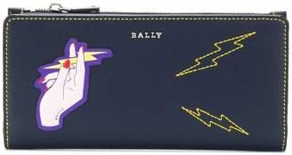 Bally Lill lightning bolt wallet