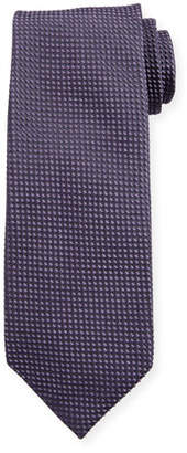 Tom Ford Men's Fil-a-Fil Silk-Blend Tie