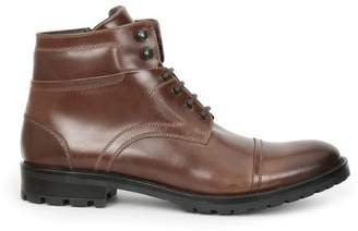 GBX Cap Toe Zipper Boot