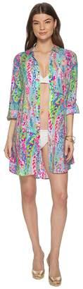 Lilly Pulitzer Natalie Cover-Up Women's Swimwear
