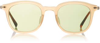 Matsuda Eyewear Exclusive Acetate Square-Frame Sunglasses