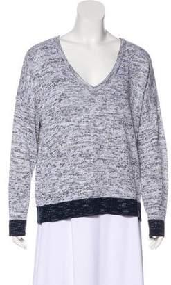 Rag & Bone V-Neck Long Sleeve Sweater