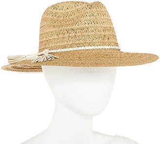 caf114af87ca5 August Hat Co. Inc. Two Tone Fedora