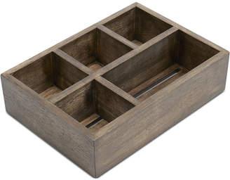 Paradigm Bath Accessories Driftwood Organizer