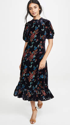 Sea Mari Dolman Midi Dress