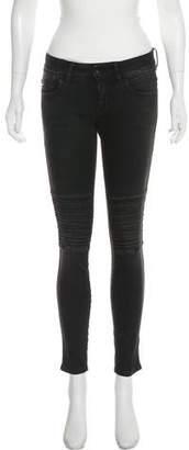 G Star Lynn Mid-Rise Skinny Jeans