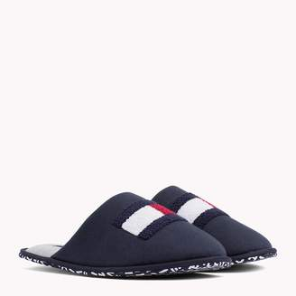 Tommy Hilfiger Towelling Flag Slippers