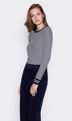 Equipment VIRGINIA RIB STRIPE SWEATER