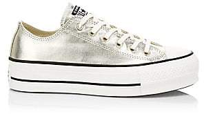 Converse Lift Platform Lace up Sneakers