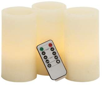 Brimfield & May Kindle LED Flameless Candles With Remote
