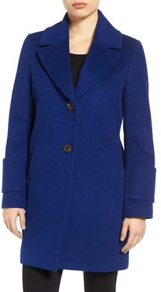 Women's French Connection Reefer Coat $270 thestylecure.com