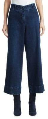 Loro Piana Benton Wide-Leg Jeans