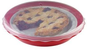 Pie Keeper with Slice Savers, 8-piece set
