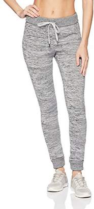 Andrew Marc Performance Women's Marled Sweater-Knit Jogger Pant