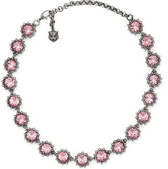 Gucci Necklace with crystals
