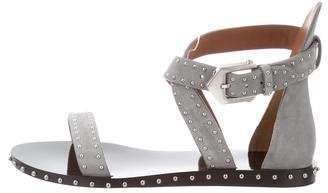 Givenchy Suede Embellished Sandals w/ Tags