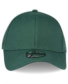 New Era 39Thirty Plain Snapback Cap Â¿ Dark Green